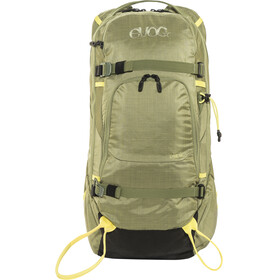 Evoc Line 18L Technical Performance Backpack Heather Light Olive